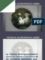 Presentacion de Tecnica Quirurgica.bertone