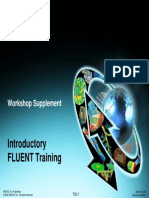 Ansys Fluent Intro 12.0 1st-Edition - Workshops
