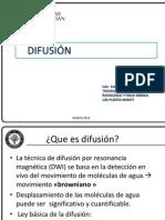PRESENTACION DIFUSION