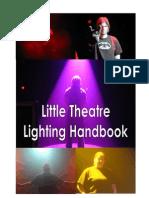 Tech Theatre Handbook