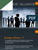 Strategic Alliance Final