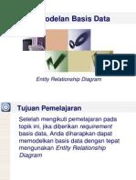 Pemodelan Basis Data (Mhs)