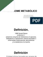 Sx Metabolico. LABO II
