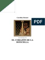 Bennet Caroline - Saga Corazon 02 - El Corazon De La Doncella.pdf