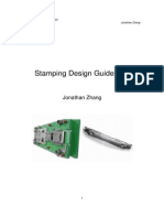 154023107 Stamping Design Guideline