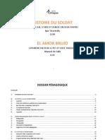Dossier Pedagogique Hist. Du Soldat El Amor Brujo - Nouvelle Version