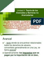 Unidad 2 Teoría de los aranceles de las barreras no arancelarias (2)