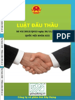 Luat Dau Thau So 43 2013