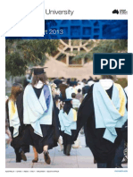 Monash University Annual Report 2013