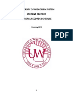 Student Academic Records