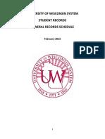 Student Academic Records