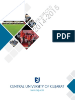 CUG Information Brochure 2014