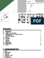 Icon Line Trimmer - ICPLT26 Operator Manual