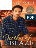 Outback Blaze by Rachael Johns - Chapter Sampler