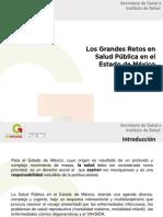 Retos de La Salud Publica en El Estado de Mexico-2013