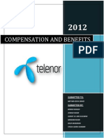 Compensation and Benefits Final Report - Telenor (1)