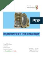 Wie Steuerfahnder Kassenbetrüger auf die Schliche kommen - Milliarden-Betrug mit manipulierten Kassen? NRW-Finanzminister will Betrüger in der Gastronomie jagen
