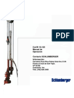 Corlift 18-120 Operation Manual Espanol
