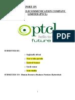 Ptcl Report Final (Hrbp Interns)