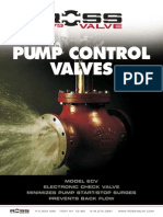 Ross Pump Control Valves Brochure