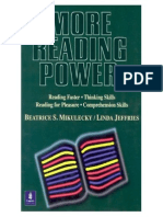 More Reading Power