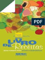 Sesc São Paulo - Livro De Receitas