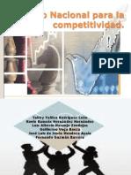 Modelo Nacional Para La Competitividad
