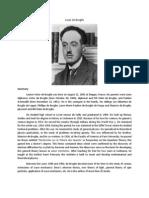 Louis de Broglie Biography.docx