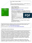 A Survey of English Language Teaching Trends and Practices