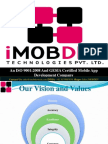 Mobile and Web Application Development - iMOBDEV Technologies