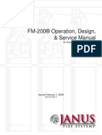 DOC102 FM-200 Operation Design and Service Manual Revision F