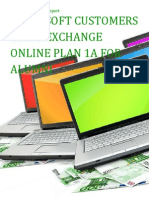 Microsoft Customers using Exchange Online Plan 1A for Alumni - Sales Intelligence™ Report