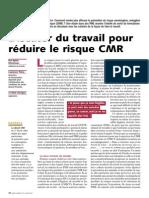 Reduire Les CMR