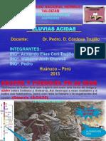 1LLUVIAS ACIDAS-EXPOSICON.GRUPO INGº
