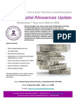 Capital Allowances