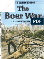 (1987) (Uniforms Illustrated No.19) The Boer War