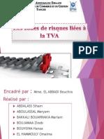présentation des zones de risques liées à la TVA
