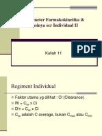 Kuliah 11 Parameter Farmakokinetika & Variasinya Scr Individual II (11)