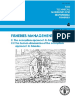 Fisheries Management
