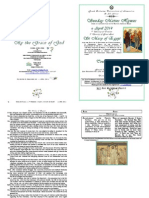 Tone _8_ Plagal 4 - 6 Apr - 9 Triodion- 5 Lent - St Mary of Egypt