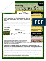 Parent Bulletin Issue 30 SY1314
