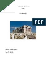 Partenonul
