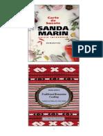 Carte de Bucate {1954} - Sanda Marin