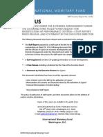 IMF rapport