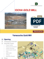 Gold Symposium 2008 - Gold Mill