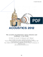 case study acoustics
