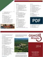 Ita 2014 Calendario Osho Miasto