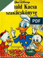 Donald kacsa recept konyve gyerekeknek