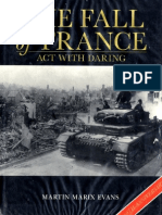 The Fall of France - Act With Daring.- Osprey Publishing Ltd