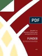 Subsidios ministério publico fundeb